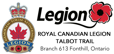 Royal Canadian Legion Talbot Trail
